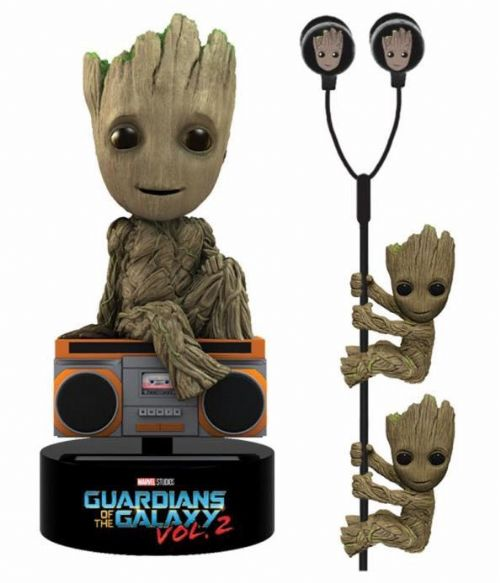 Guardians Of The Galaxy 2 Limited Edition Groot Gift Set